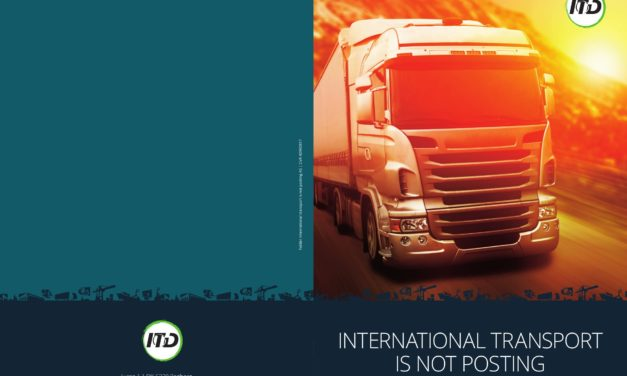 Industry urges MEPs to exclude international transport from PWD